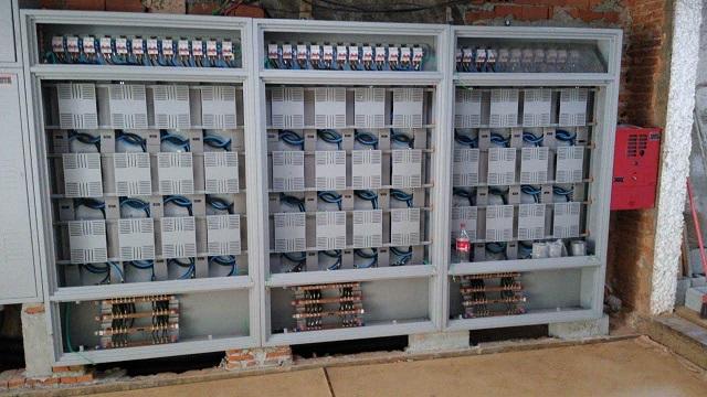 Confeccionamos Projetos,laudos e Obras,temos toda a estrutura para a atualização de instalações elétricas prediais.